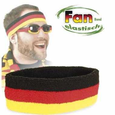 Duitse hoofd zweetbandje
