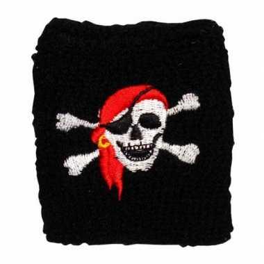 Piraten zweetbandjes